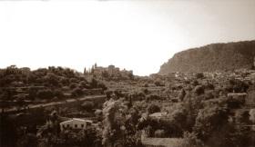 Reise nach Spanien