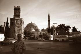 Reise in die Türkei