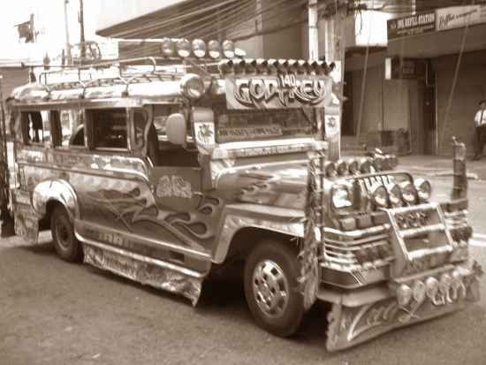 Reise auf die Philippinen