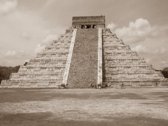 Reise nach Mexico