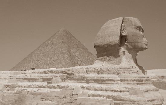 Reise nach Kairo