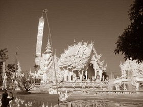 Reise in den Norden Thailands