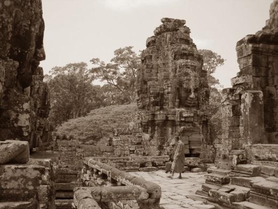 Reise durch Kambodscha