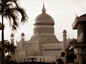 Reise nach Brunei