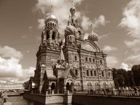 Reise nach St. Petersburg