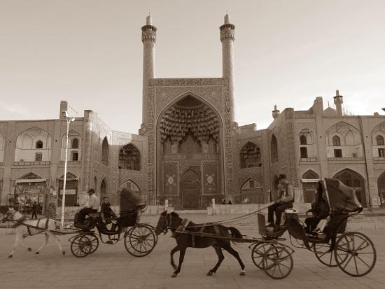 Reise durch den Iran