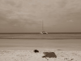Reise auf Curacao