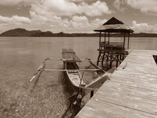 Reise durch Sulawesi