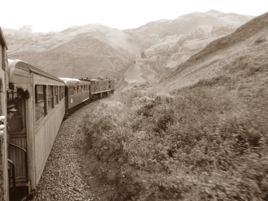 Reise durch Ecuador