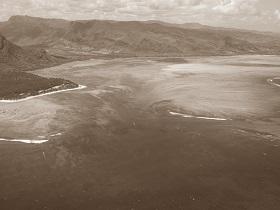 Mauritius, ein Inselstaat im Indischen Ozean, ist bekannt für seine Strände, Lagunen und Riffe.